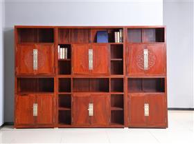 龙行天下3组合书柜